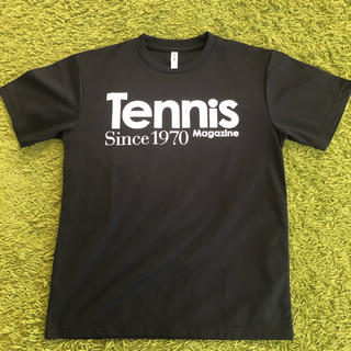テニスマガジン Tシャツ(ウェア)