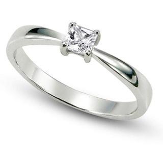 シルバー925 キュービックジルコニア リング 指輪(リング(指輪))