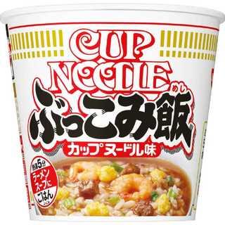日清食品 カップヌードルぶっこみ飯 90g×6個(米/穀物)