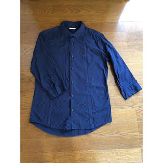 ジーユー(GU)のGU シャツ 七分袖(シャツ)