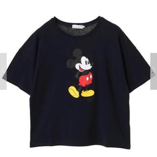セブンデイズサンデイ(SEVENDAYS=SUNDAY)のミッキー(Tシャツ(半袖/袖なし))