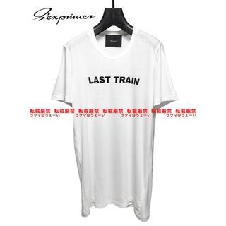 """セクスプリメ(S'exprimer)の超美品 S'exprimer """"LAST TRAIN"""" Tシャツ(Tシャツ/カットソー(半袖/袖なし))"""