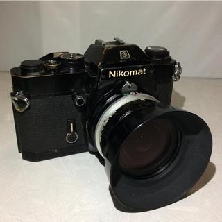 Nikon - ニコン  Nikomat EL/NIKKOR-H Auto 28mm f3.5