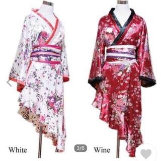 花魁ドレス アシンメトリー(衣装)
