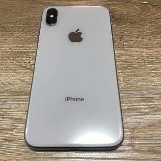 Apple - iPhonex 64GB docomo