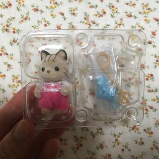 エポック(EPOCH)の新品 シルバニア 赤ちゃん探検隊シリーズ(ぬいぐるみ/人形)
