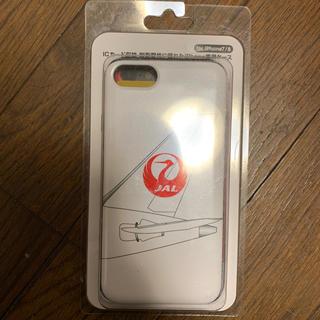 ジャル(ニホンコウクウ)(JAL(日本航空))の新品 JAL iphoneケース(iPhoneケース)