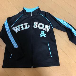 ウィルソン(wilson)のジャージ ウィルソン 上 130 女の子 子供 体育(その他)