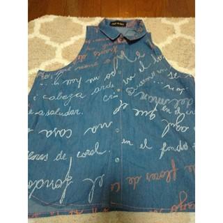 アッシュペーフランス(H.P.FRANCE)のフォアナデアルコ  シャツ(Tシャツ(半袖/袖なし))