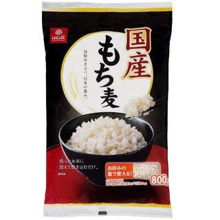 はくばく もち麦 800g ダイエット デトックス(米/穀物)