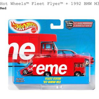 Supreme - Supreme Hot Wheels Fleet Flyer 1992 BMW