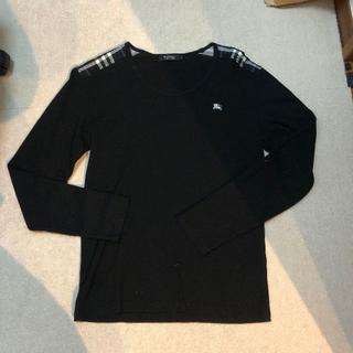 バーバリーブラックレーベル(BURBERRY BLACK LABEL)のBURBERRY BLACK LABEL ブラックレーベル シャツ(Tシャツ/カットソー(七分/長袖))