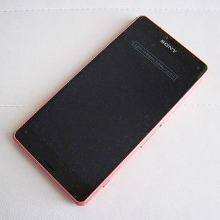 ソニー(SONY)の【外装交換品】SIMロック解除 ドコモ Xperia A4 SO-04G P(スマートフォン本体)