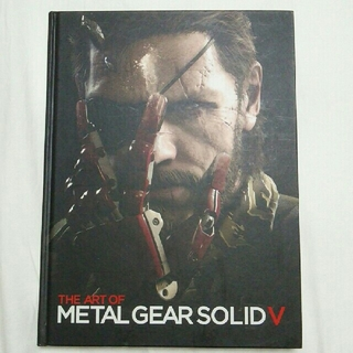 The art of METAL GEAR SOLID V(イラスト集/原画集)
