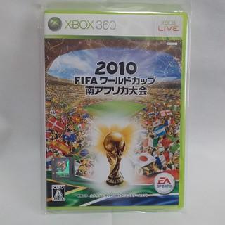 エックスボックス360(Xbox360)の2010 FIFA ワールドカップ 南アフリカ大会(家庭用ゲームソフト)