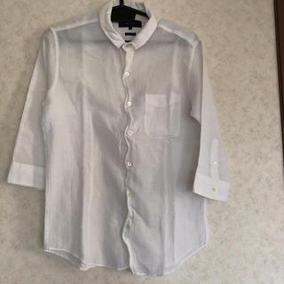 シップスジェットブルー(SHIPS JET BLUE)のシャツ(Tシャツ/カットソー(七分/長袖))
