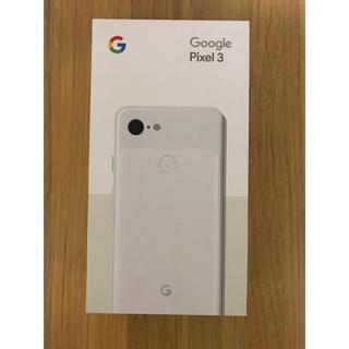 ソフトバンク(Softbank)のGoogle pixel3 64GB(スマートフォン本体)