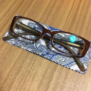 ジンズ(JINS)のメガネ だて opt label(サングラス/メガネ)