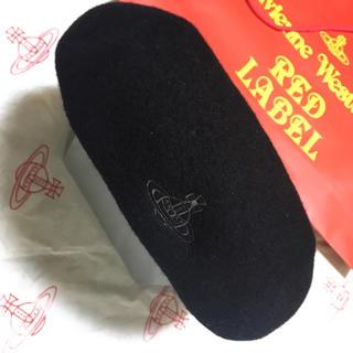 ヴィヴィアンウエストウッド(Vivienne Westwood)のVivienne Westwood ベレー帽(ハンチング/ベレー帽)