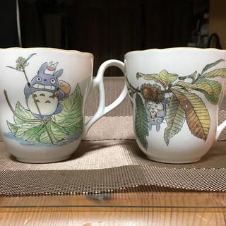ノリタケ(Noritake)のノリタケ  トトロのマグカップ  (グラス/カップ)