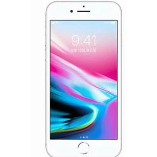 アイフォーン(iPhone)のiPhone8 256 GB 白 simフリー アイフォン iphone(携帯電話本体)