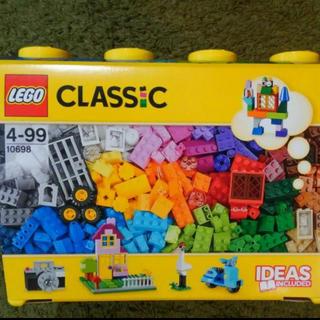 レゴ(Lego)のレゴ (LEGO) クラシック 黄色のアイデアボックス スペシャル 10698(知育玩具)