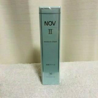 ノブ(NOV)のNOVⅡ ノブⅡ モイスチュアクリーム 保湿クリーム(フェイスクリーム)