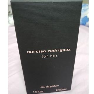 ナルシソロドリゲス(narciso rodriguez)のナルシソ ロドリゲス オードパルファム 香水 新品未使用(香水(女性用))