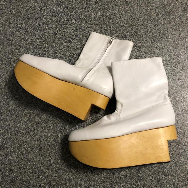 Vivienne Westwood(ヴィヴィアンウエストウッド)のロッキンホース ブーツ レディースの靴/シューズ(ブーツ)の商品写真