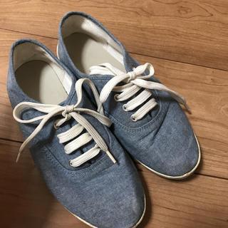 ジーユー(GU)のスニーカー  靴 22㎝(スニーカー)