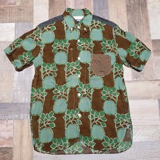 ジュンヤワタナベコムデギャルソン(JUNYA WATANABE COMME des GARCONS)のジュンヤワタナベ 花柄シャツ(シャツ)