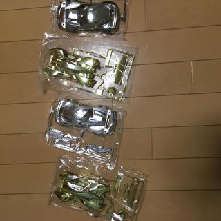 タタミ(TATAMI)のミニ四駆ボディ金銀 非売品(模型/プラモデル)
