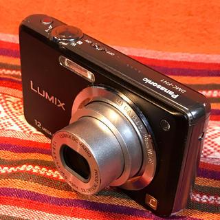 パナソニック(Panasonic)のlumix  DMC-FH1  1200万画素 5倍ズーム 2GB SDカード(コンパクトデジタルカメラ)
