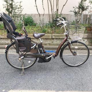 電動アシスト自転車 BRIDGESTONE ASSISTA BEAUTE