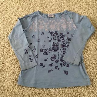 アナスイミニ(ANNA SUI mini)のアナスイミニ  ロンT  ANNA SUI  mini(Tシャツ/カットソー)