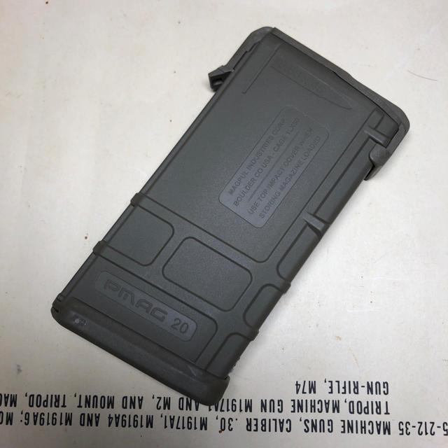 実物 マグプル 20連 マガジン  エンタメ/ホビーのミリタリー(モデルガン)の商品写真