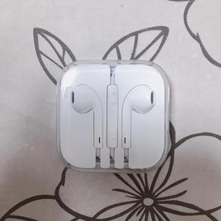 アップル(Apple)のApple 正規品 イヤホン(ヘッドフォン/イヤフォン)