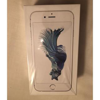 アップル(Apple)の店舗準備中のため12時終了 新品 iPhone6S 本体 32GB SIMフリー(スマートフォン本体)