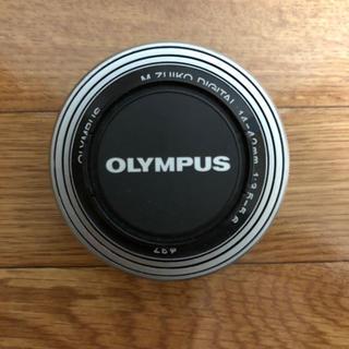 オリンパス(OLYMPUS)のOLYMPUS M.ZUIKO DIGITAL 42-42mm(レンズ(ズーム))