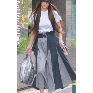 ファーファー(fur fur)の安室奈美恵さん着用スカート(ロングスカート)