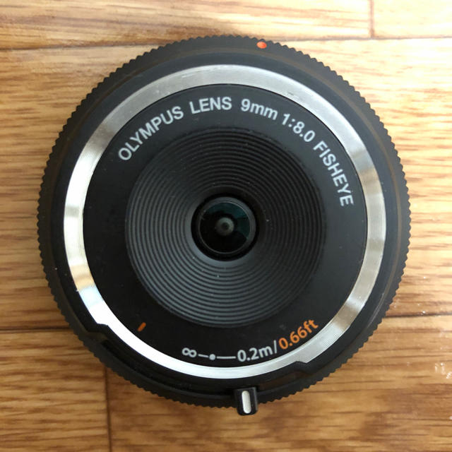 OLYMPUS(オリンパス)のOLYMPUS 9m F8.0 Fisheyes スマホ/家電/カメラのカメラ(レンズ(単焦点))の商品写真