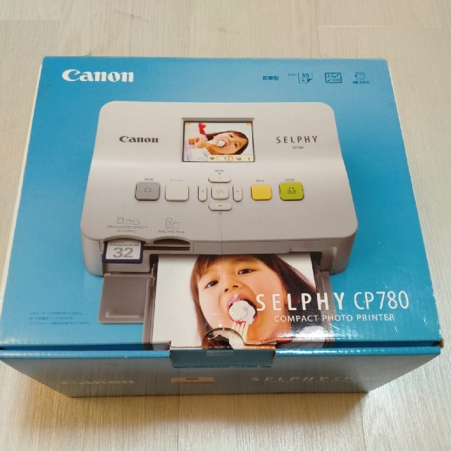CANON セルフィー cp780 スマホ/家電/カメラのスマホ/家電/カメラ その他(その他)の商品写真