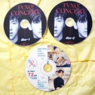 東方神起 CIRCLE 72時間 DVD