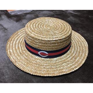 ヒロシマトウヨウカープ(広島東洋カープ)のカープ かんかん帽(麦わら帽子/ストローハット)