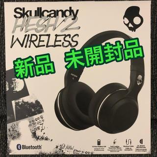 スカルキャンディ(Skullcandy)のスカルキャンディ ワイヤレス ヘッドフォン Skullcandy Hesh 2 (ヘッドフォン/イヤフォン)