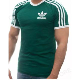 adidas - adidas tシャツ グリーン Mサイズ