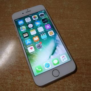 【docomo】Apple iPhone 6 64GB 本体のみ バッテリー良(スマートフォン本体)
