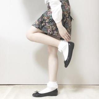 ④(ミニスカート)