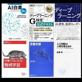 ディープラーニング AI 人工知能(コンピュータ/IT )