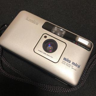 コニカミノルタ(KONICA MINOLTA)のKonica BIG mini BM-201 ジャンク品 コニカ ビックミニ (フィルムカメラ)
